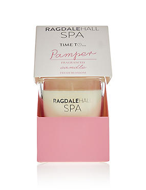 Pamper Candle