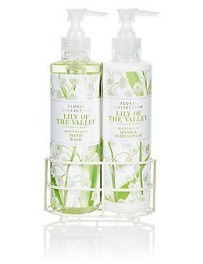 Lily Hand Wash & Lotion Set
