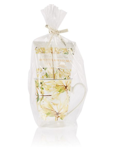 Honeysuckle Mug Gift Set