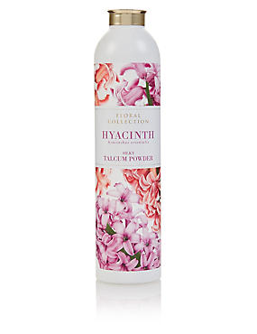 Hyacinth Talcum Powder 200g