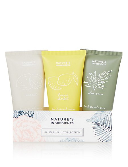 Hand & Nail Cream Collection