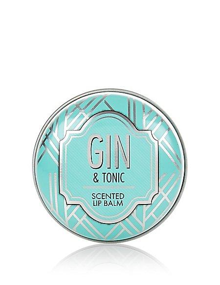 Gin & Tonic Scented Lip Balm