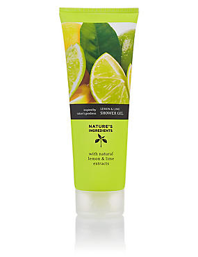 Lemon & Lime Shower Gel 250ml