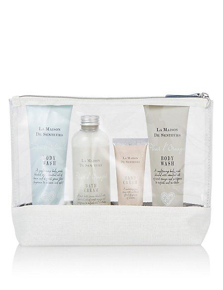 Cosmetic Bag Gift Set