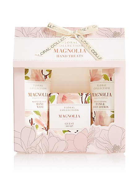 Magnolia Hand Treats
