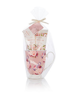 Magnolia Mug Gift Set