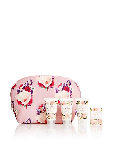 Magnolia Weekender Bag Gift Set