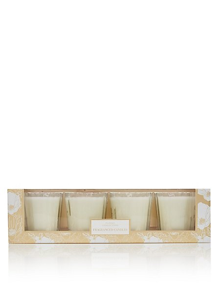 Fragranced Candles Gift Set