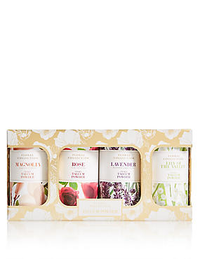 Talcum Powder Gift Set