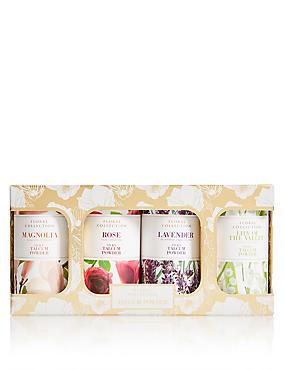 Talcum Powder Gift Set