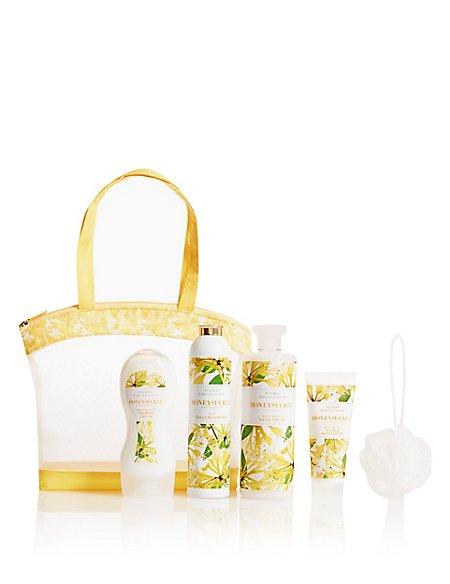Honeysuckle Toiletry Bag