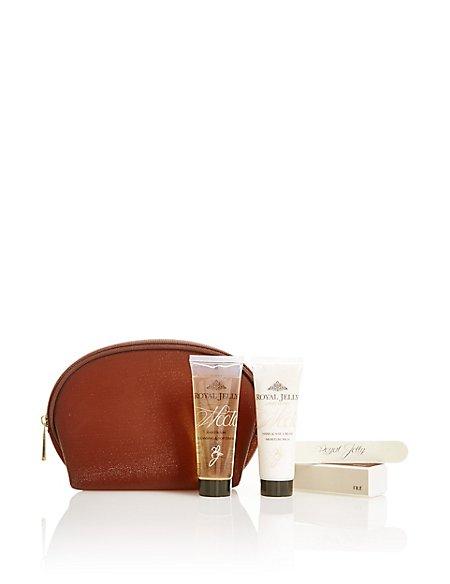 Glitter Gift Bag Set