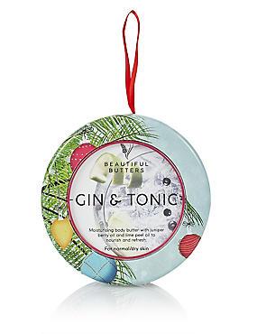 Gin & Tonic Butter Tin