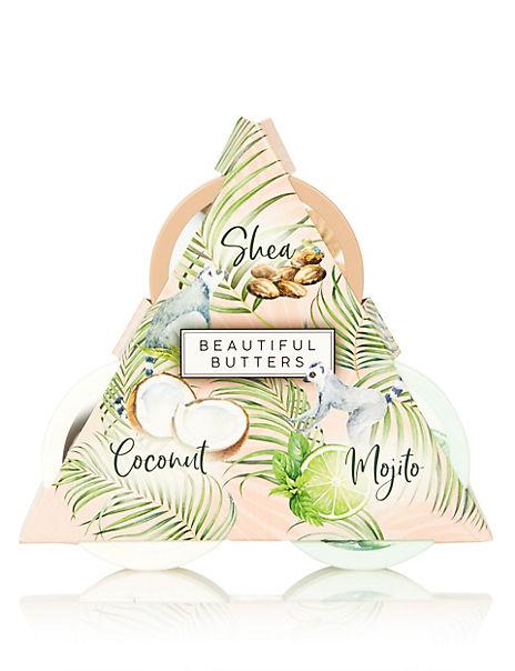 Beautiful Butters Mini Butter Trio Gift Set
