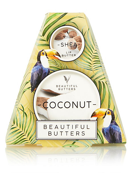 Shea & Coconut Duo Set
