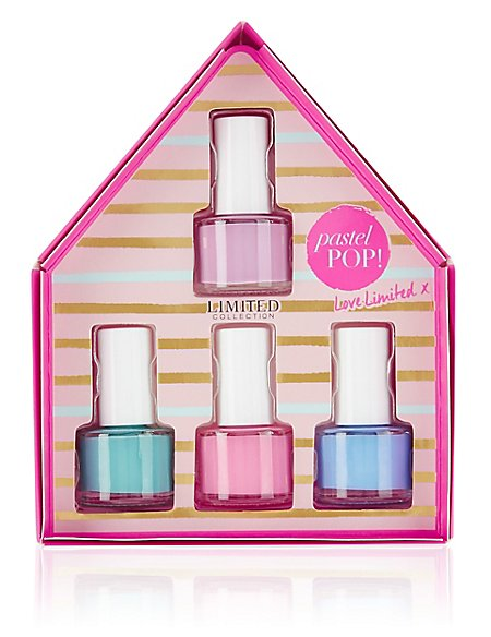 Pastel Pop Nail Collection