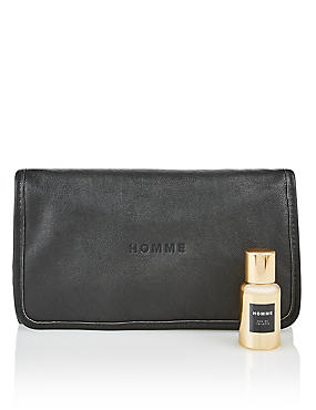 Homme Wash Bag