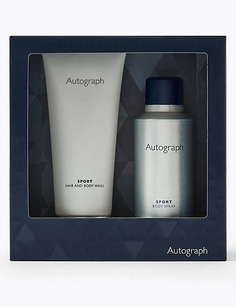 Sport Body Wash Duo Gift Set
