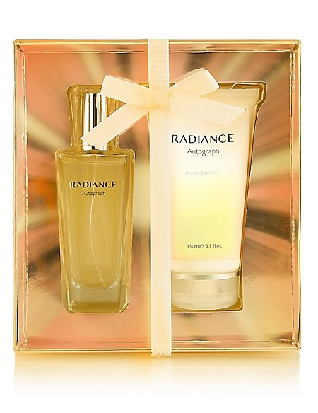 Radiance Fragrance Set