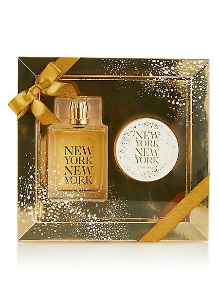 New York Fragrance Set