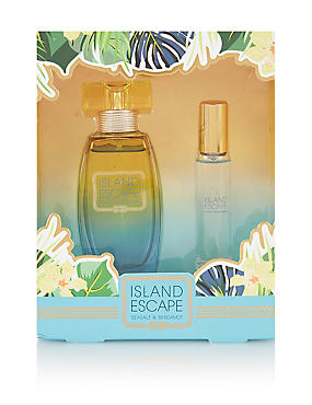 Island Escape Fragrance Set