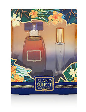 Island Sunset Fragrance Set