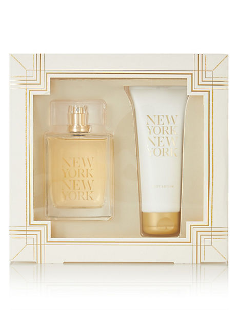 New York New York Coffret Gift Set