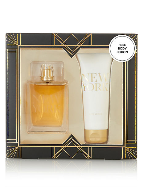 New York Coffret Gift Set