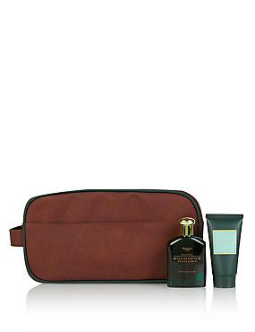 Woodspice Wash Bag Gift