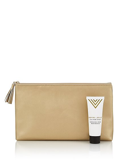 Royal Jelly Cosmetic Bag
