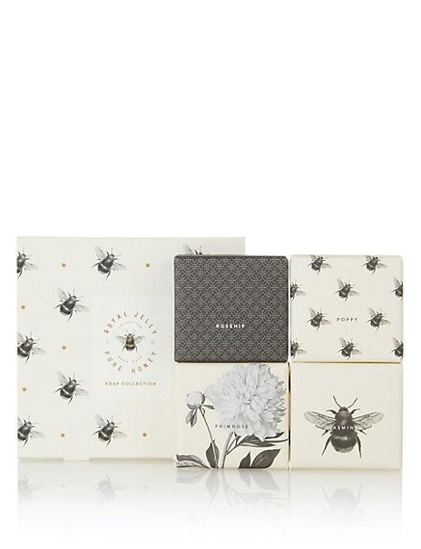 Floral Soap Gift Set
