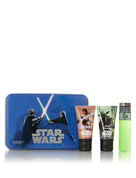 Jedi Shower Gel Trio Tin