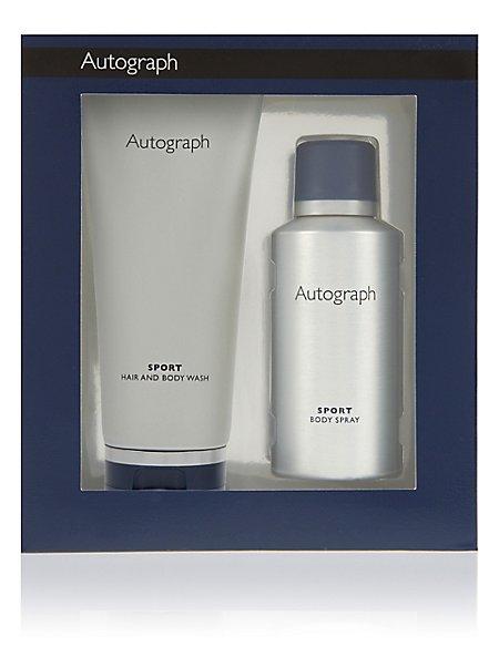 Sport Body Spray Duo Gift Set