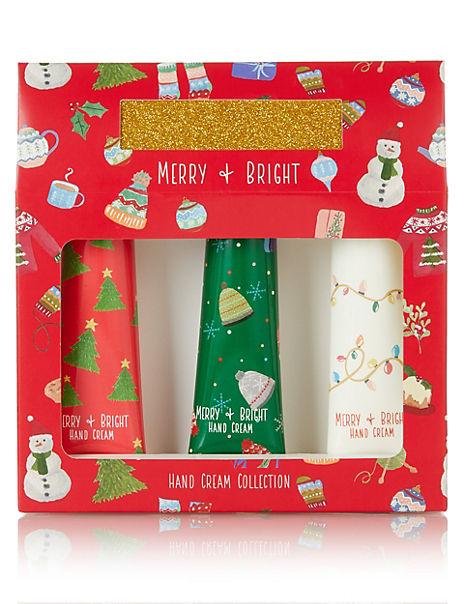 Christmas Hand Cream Collection Gift Set