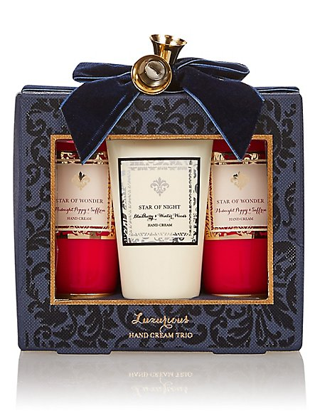 Luxurious Hand Cream Trio