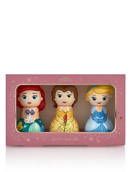 Disney Princess Bubble Bath Trio 70ml