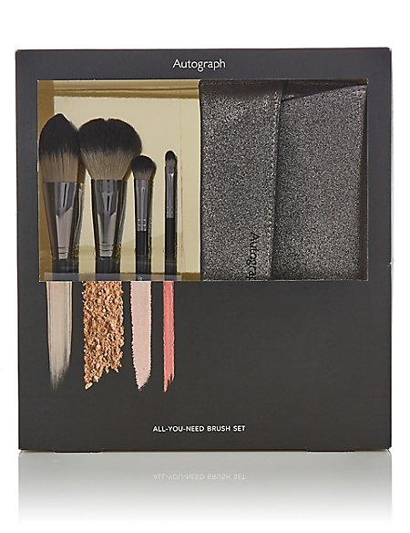 All You Need brush set