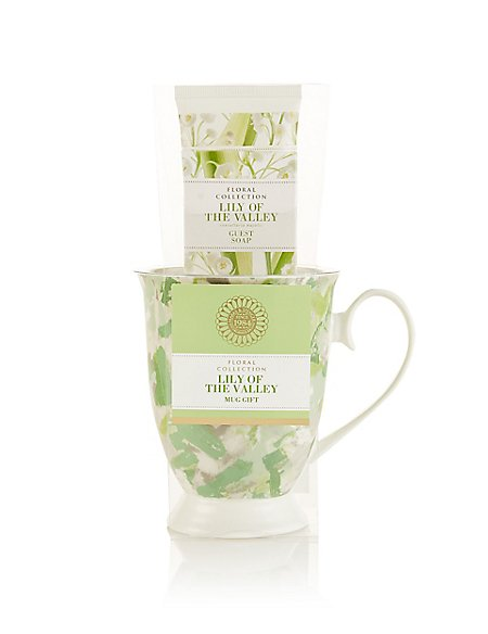 Lily of the Valley Mug Gift