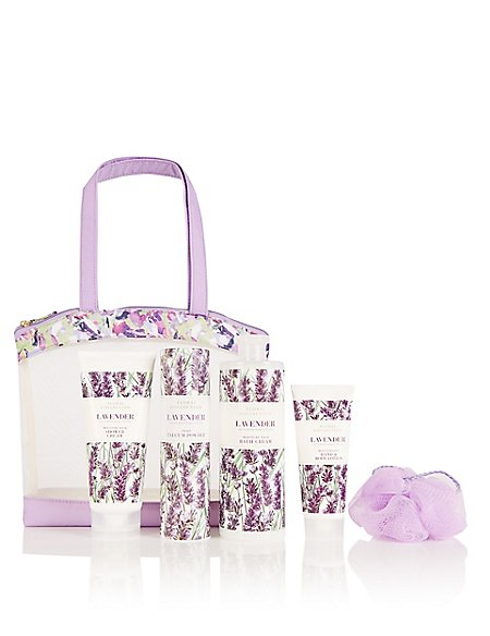 Lavender Toiletry Bag