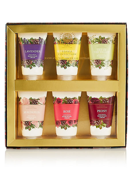 Hand & Nail Cream Collection Gift