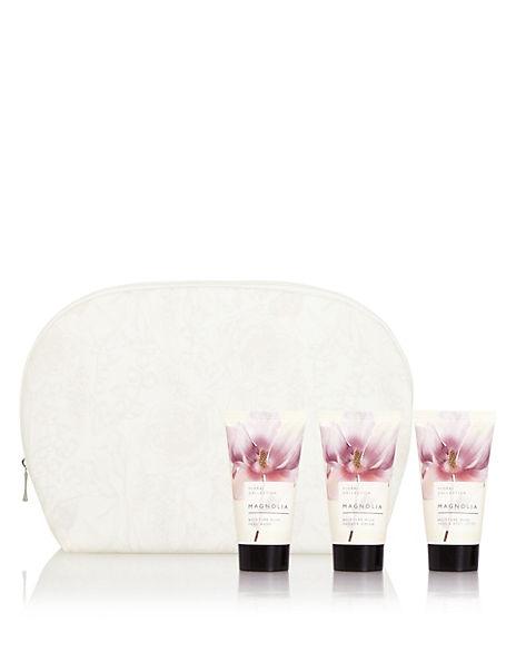 Magnolia Travel Size Gift Set