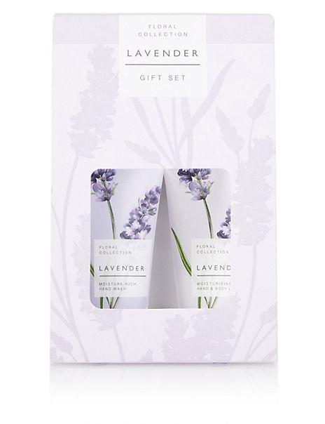 Lavender Mini Hand & Body Cream Gift Set