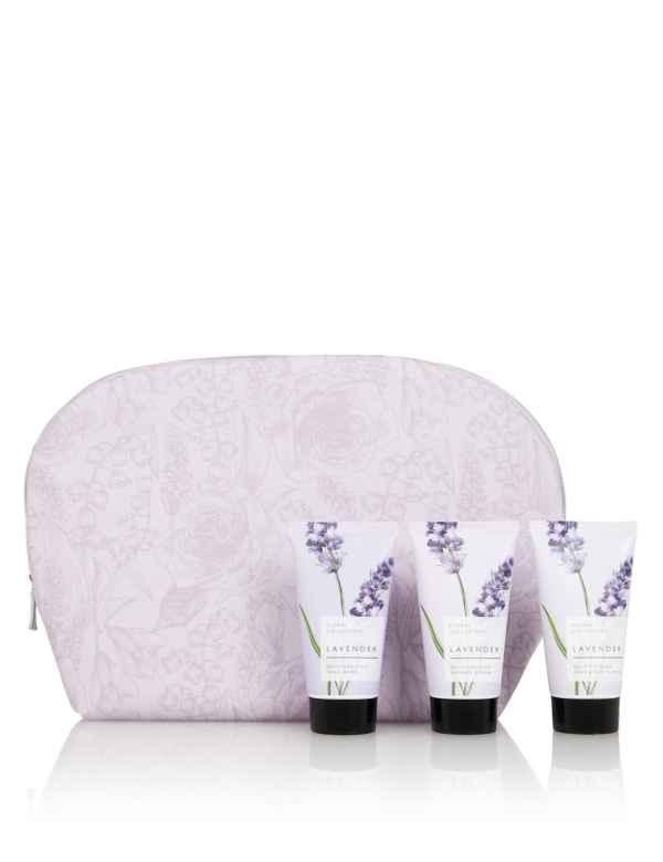 Lavender Travel Size Gift Bag | Floral
