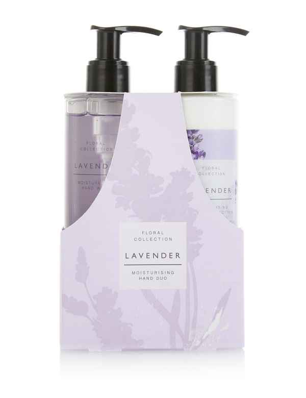 A Little Something Hand Cream Duo Lavender