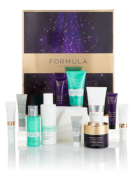 12 Days of Beauty Ultimate Gift Set