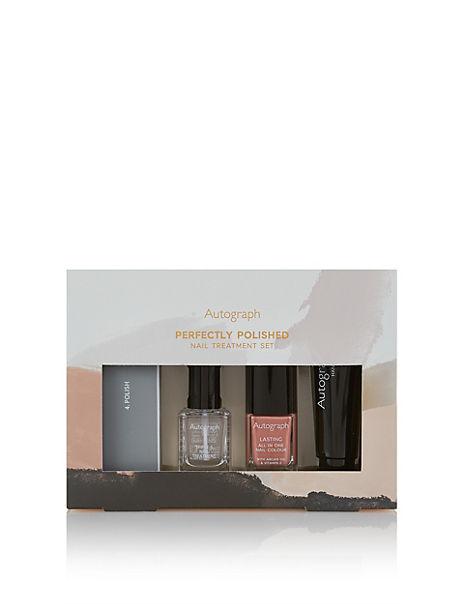 Perfectly Polished Nail Treatment Set
