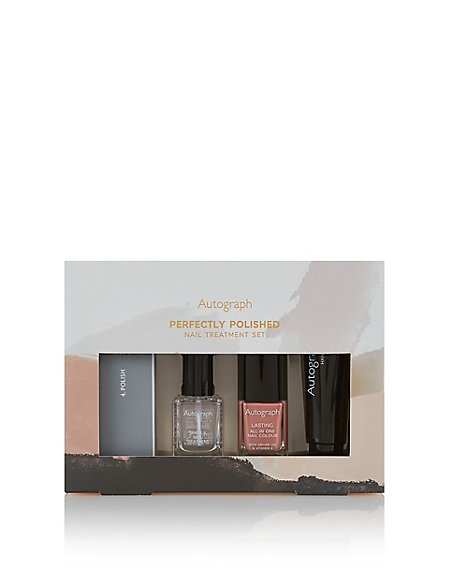 Perfectly Polished Nail Treatment Set