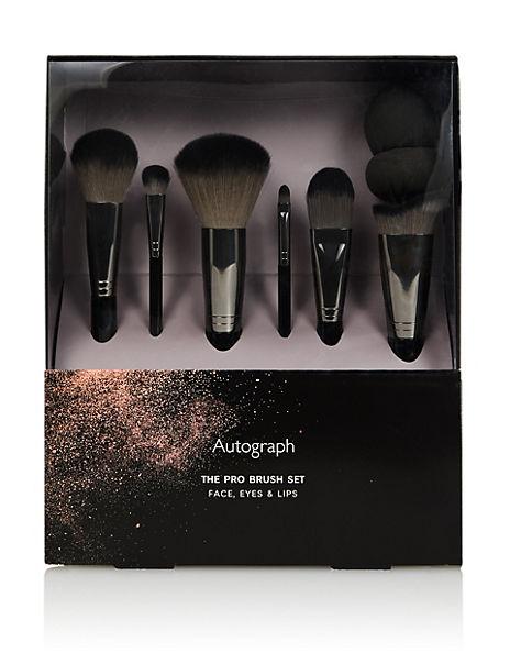 Full Make Up Brush Set