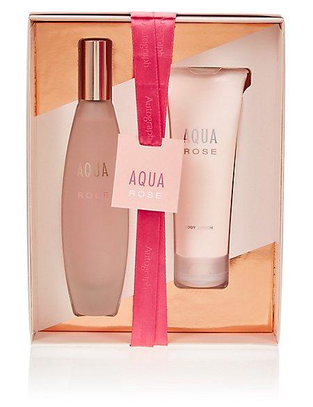 Aqua Rose Coffret 100ml
