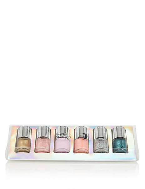 Crystal Nail Varnish Set